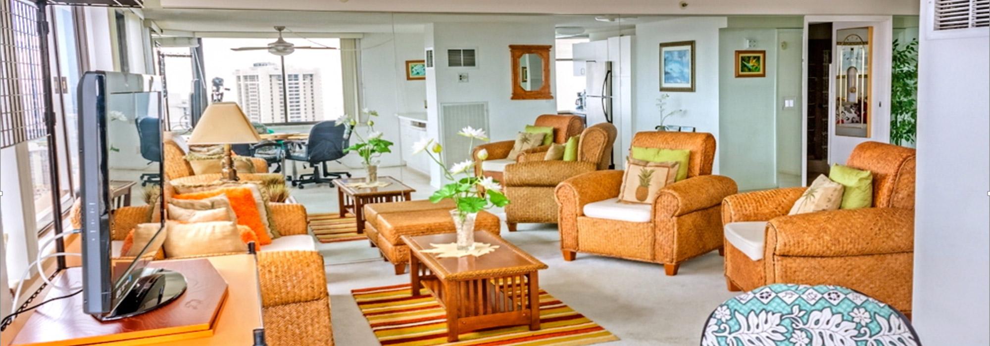 Lauhala Suite