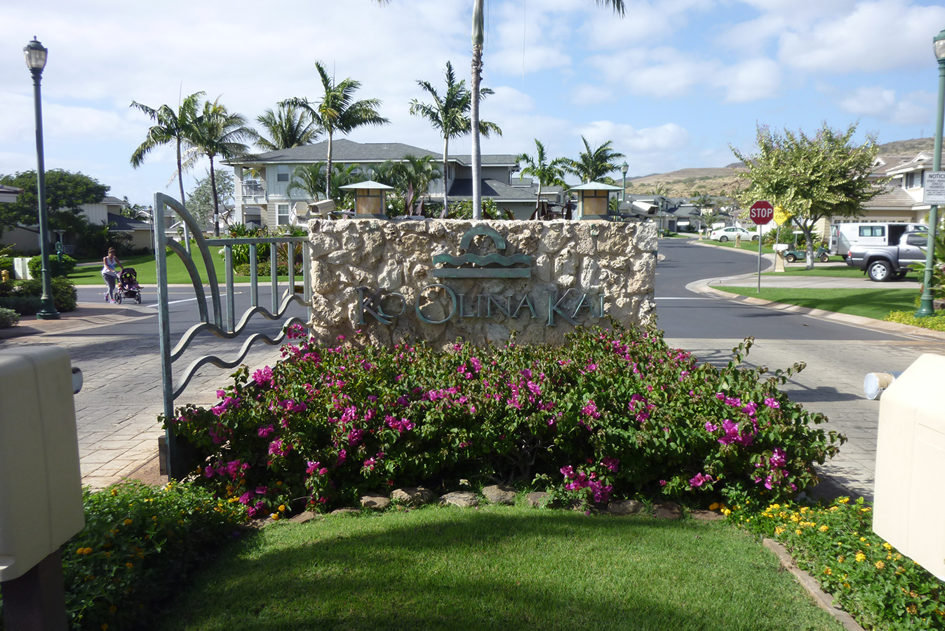 Front entrance of the Ko Olina Kai