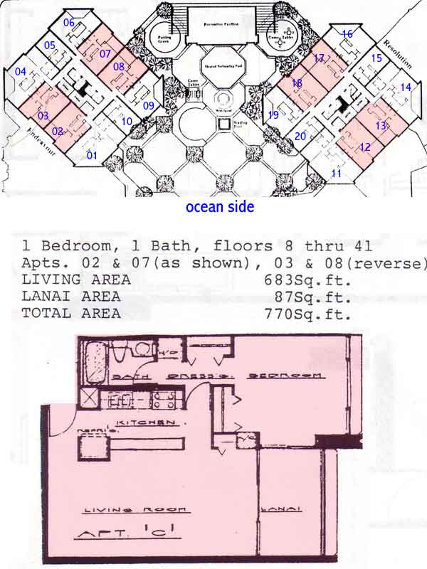Discovery Bay Center Hawaii Ocean Club Realty Group
