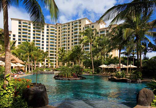 Marriot Ko Olina Beach Club