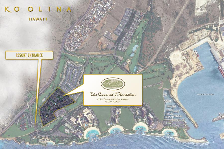 Ko Olina Hawaii Ocean Club Realty Group
