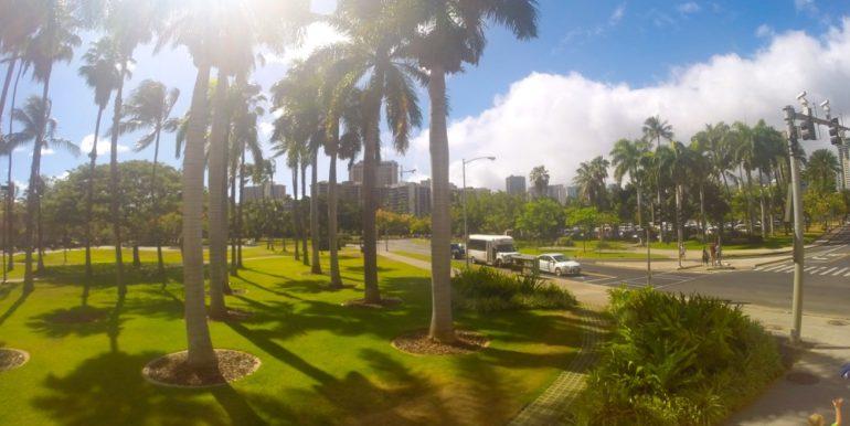 Waikiki Shore view