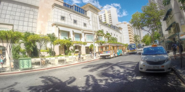 near Royal Kuhio