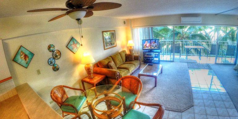 Waikiki Shore room