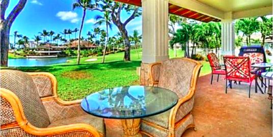 koolina vacation rental golf