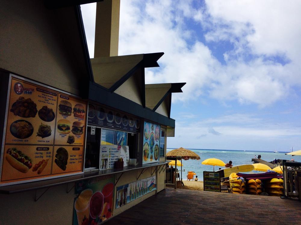 WaikikiShore hawaii beach