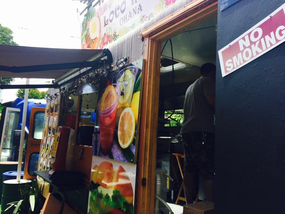 hawaii waikiki food