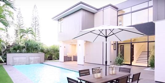 Kahala luxury property